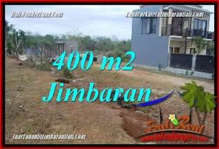 TANAH MURAH di JIMBARAN JUAL 4 Are LINGKUNGAN VILLA