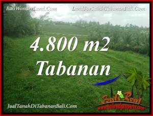 TANAH MURAH di TABANAN Untuk INVESTASI TJTB387