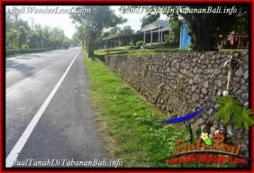 DIJUAL MURAH TANAH di TABANAN 21 Are di TABANAN SELEMADEG