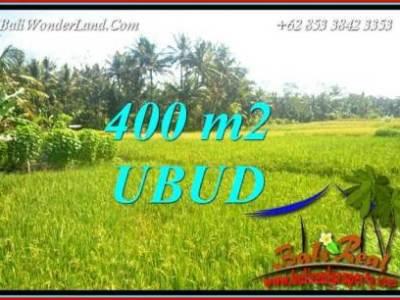 Investasi Property, Tanah Murah di Ubud Bali Dijual TJUB711