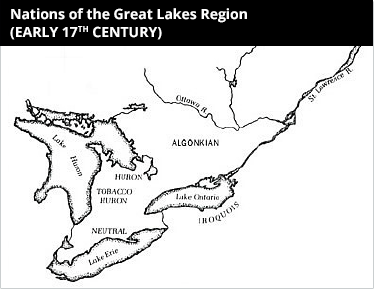 Our Proud History Algonquins of Ontario