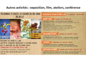 Programme Association Alpi Grenoble Nouvel An chinois