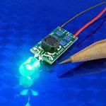 熱電溫差發電晶片