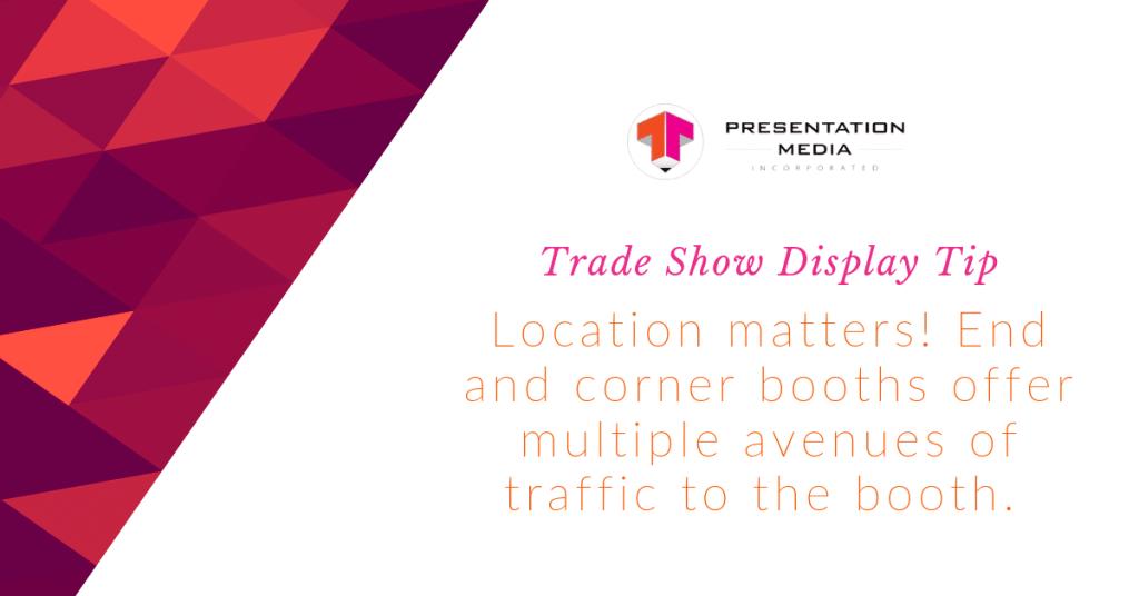 E3 custom trade show display