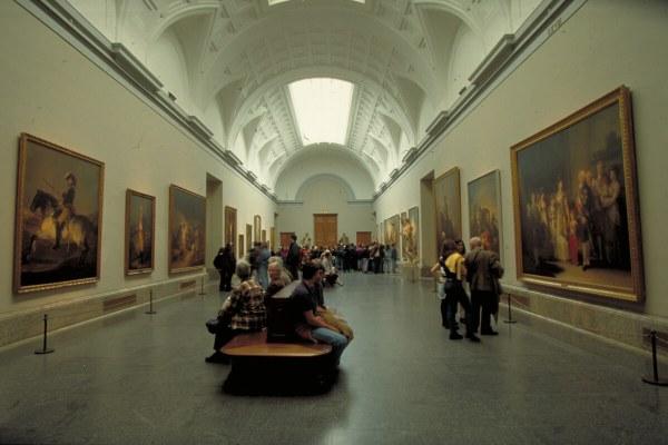 Madrid Culture Prado Museum - Learn Spanish In