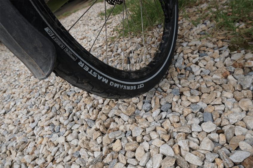 Nouveau pneu chinois