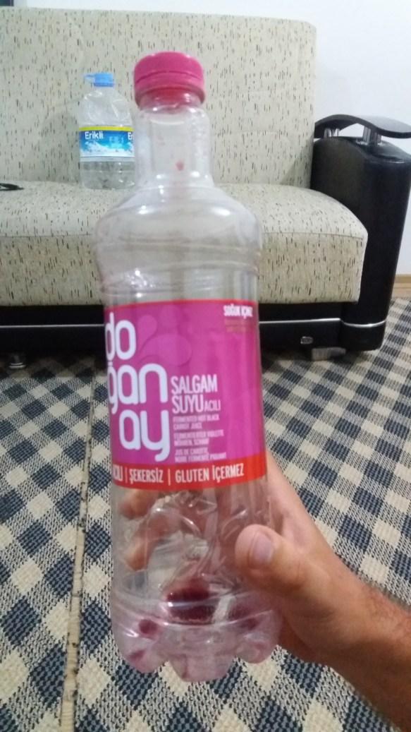 Une boisson qui me laissera un souvenir digne de la boza bulgare ! ;)