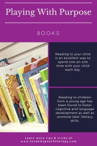playing with purpose books