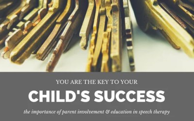You Are the Key to Your Child's Success