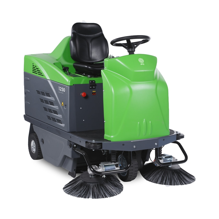 Ipc Gansow Sweeper 1250 T Amp J Cleaning Equipment