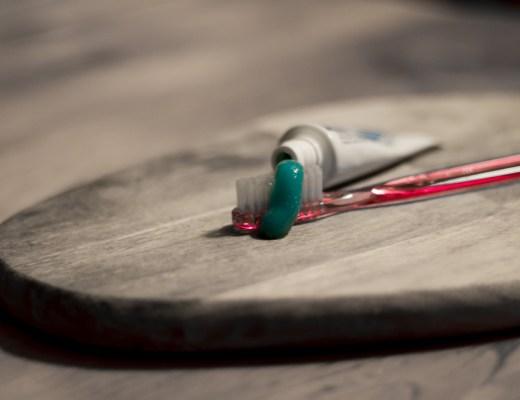 Oral-B Pro-Expert tandkräm. Foto Johanna Ene.