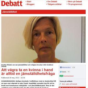 SVT Debatt