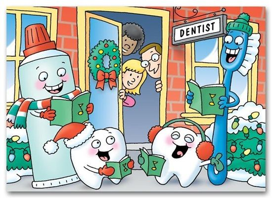 Merry dental xmas