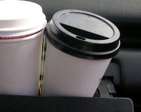 En kaffe latte