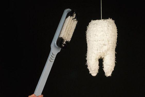 Tooth pinata