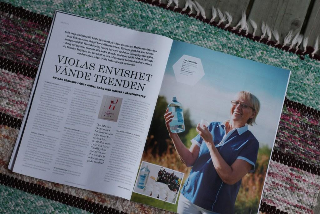 Tidningen Tandsköterskan