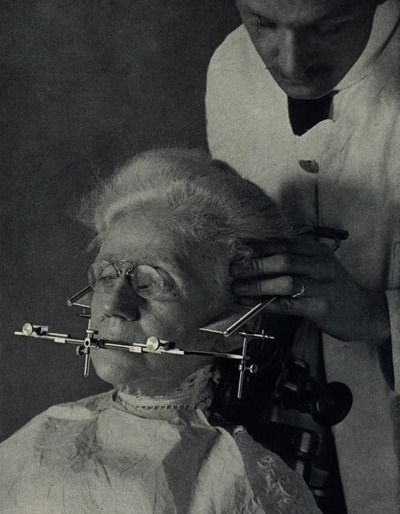 History of dentistry.