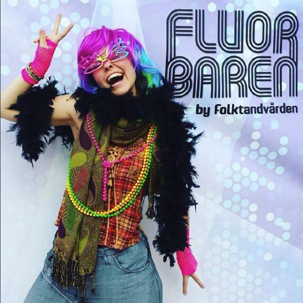 Johanna Ene i Fluorbaren