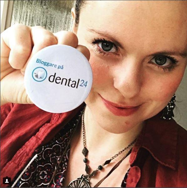 Bloggare Dental24 Johanna Ene