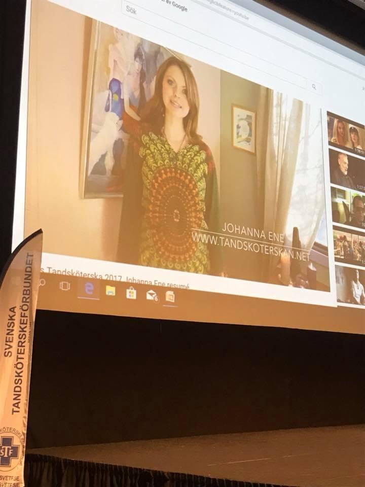 Svenska Tandsköterskeförbundets Yrkeskonferens 2018