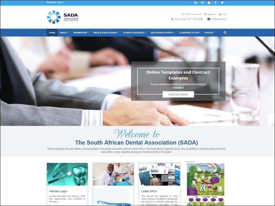 South African dental assistant association website