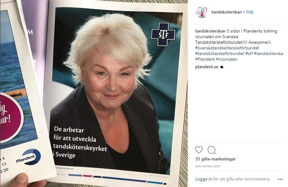 Svenska Tandsköterskeförbundet Plandent
