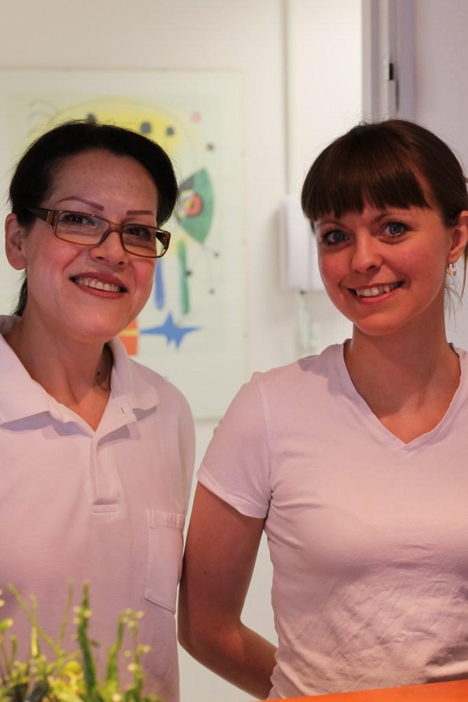 Tandsköterskor
