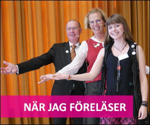 Tandsköterska Johanna Ene föreläsare