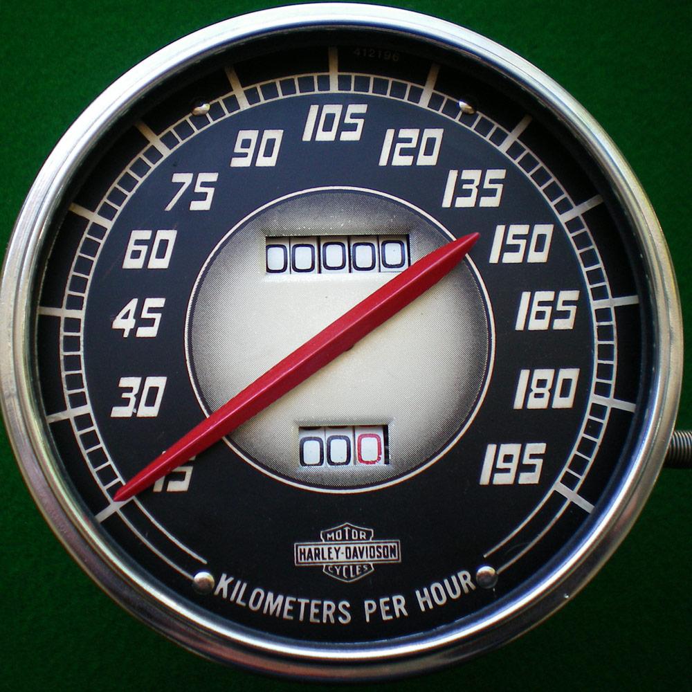 hight resolution of 1947 harley davidson speedometer