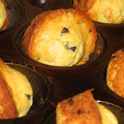 Quick 1 Minute Microwave Muffin