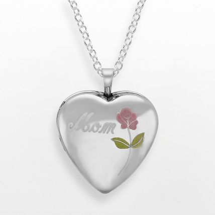 mom locket