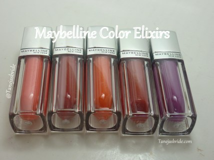 MaybellineColor Elixirs