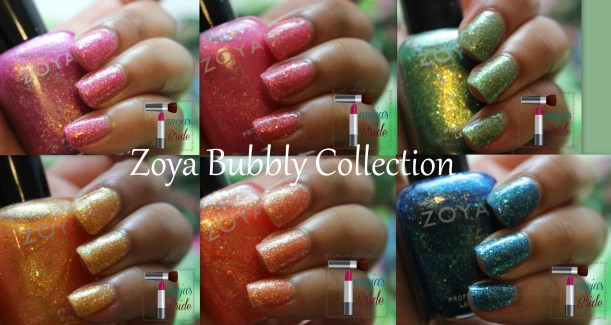 ZoyaBubblyCollection