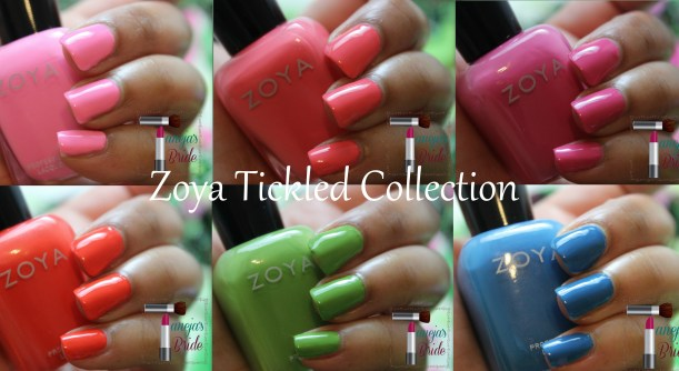 ZoyaTickledCollection