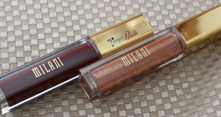 MilaniFierceFoilLipGlosses