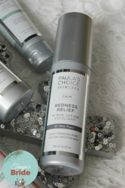 Paula's Choice Redness Relief Lotion Exfoliant
