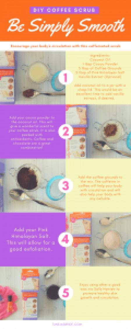 DIY Coffee scrub (1)