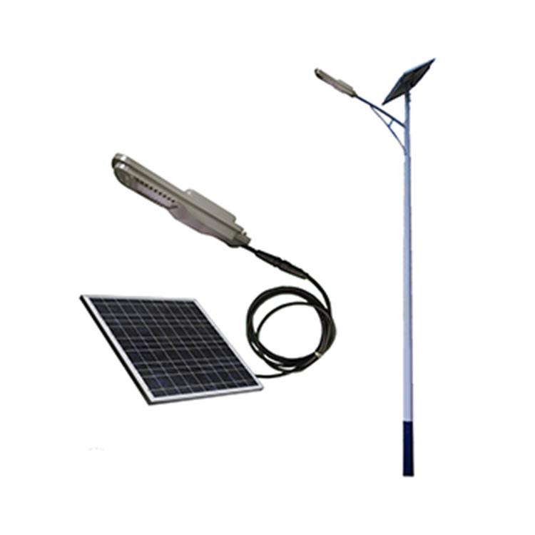 100w solar street light, Lithium ion solar street light