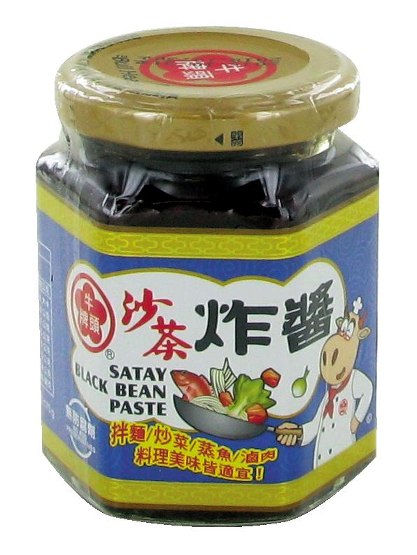 pate de sate 沙茶炸酱 generique