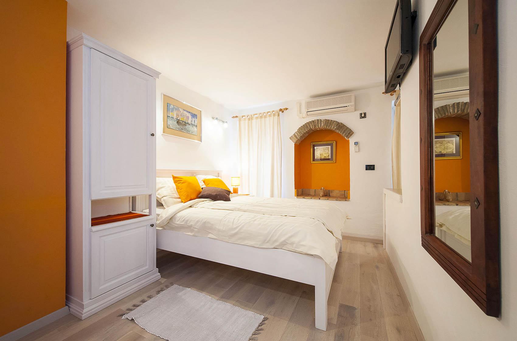 Gli Appartamenti Rovigno Tanga si trovano a Rovigno