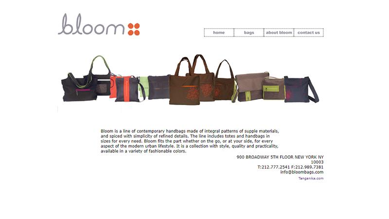 Bloom Bags