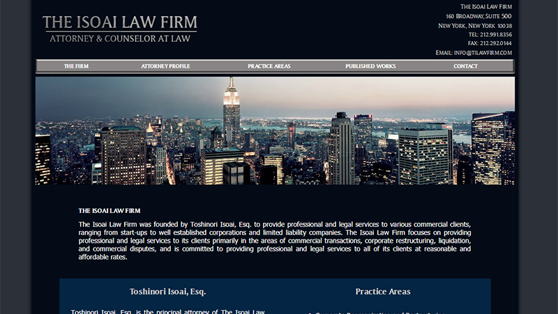 TI Law Firm, NYC