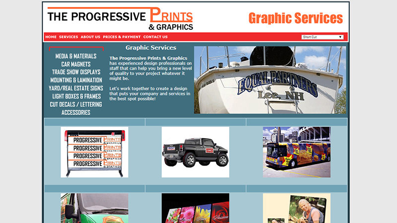 The Progressive Prints