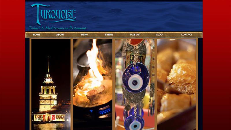 Turquoise Restaurant, NY