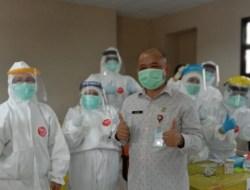 Antisipasi Muncul Cluster Covid-19 Baru Di Sekolah, 1.300 Guru SMP Di Tangsel Jalani Rapid Test