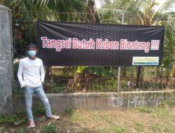 Kritik Prilaku Arogan Oknum Pejabat di Tangsel, Ramai Terpasang Baliho 'Tangsel Butuh Kebun Binatang'