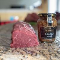 Beef Tenderloin Prep