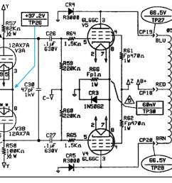 wiring schematic fender lead 1 [ 1443 x 607 Pixel ]