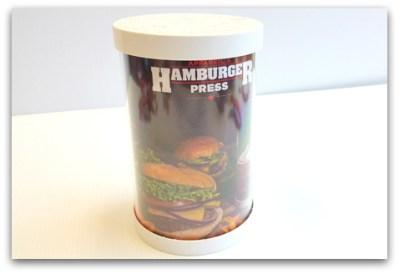 Hamburger Press - Packaged