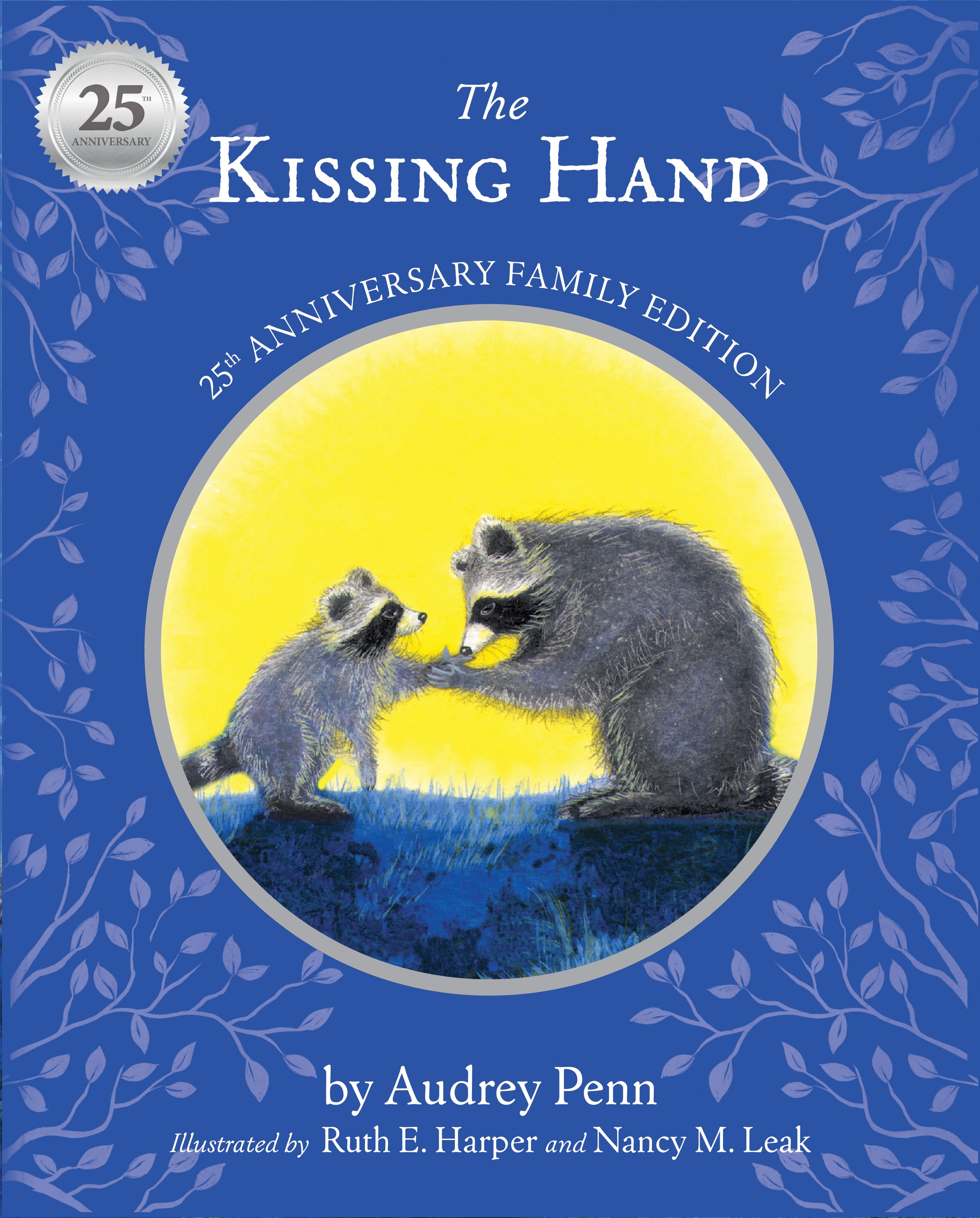 A Bedtime Kiss For Chester Raccoon Tanglewood Publishing